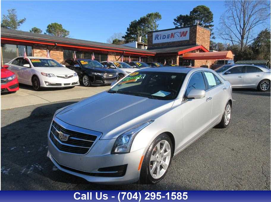 2015 Cadillac ATS from Ride Now Motors