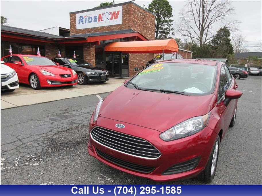 2017 Ford Fiesta from Ride Now Motors