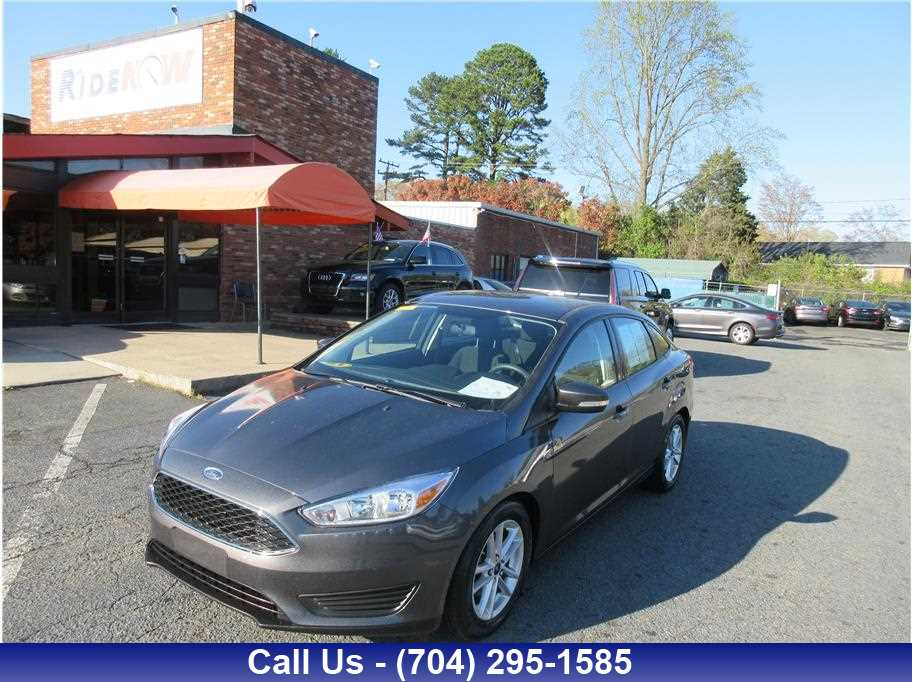 2016 Ford Focus from Ride Now Motors