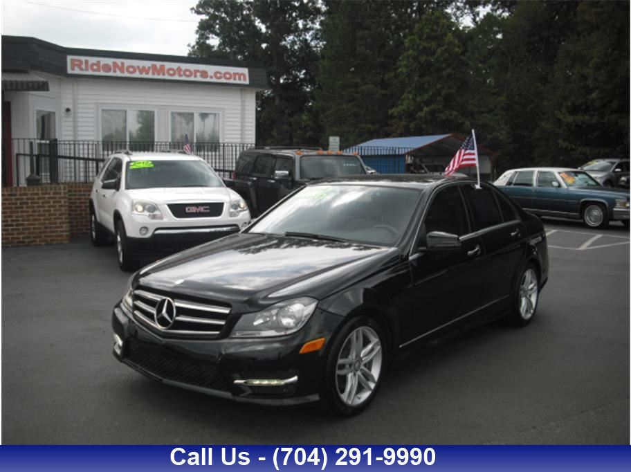 2014 Mercedes-benz C-Class from Ride Now Motors