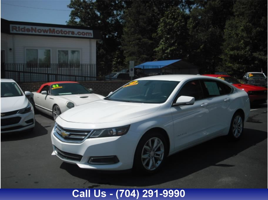 2016 Chevrolet Impala from Ride Now Motors