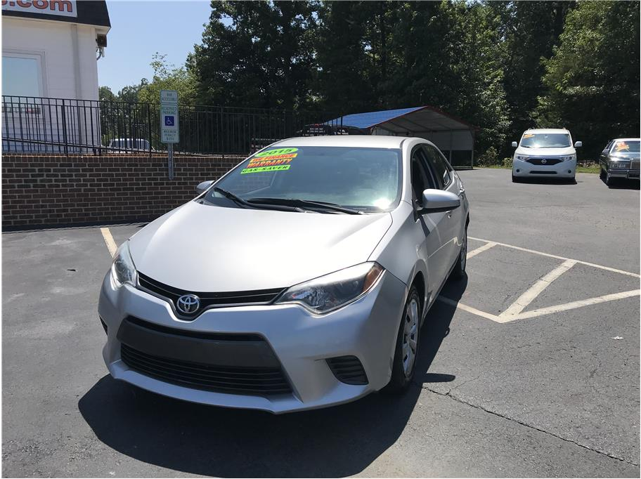 2015 Toyota Corolla from Ride Now Motors