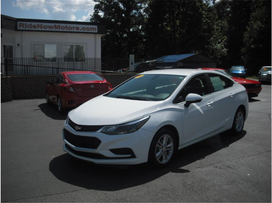 2016 Chevrolet Cruze from Ride Now Motors