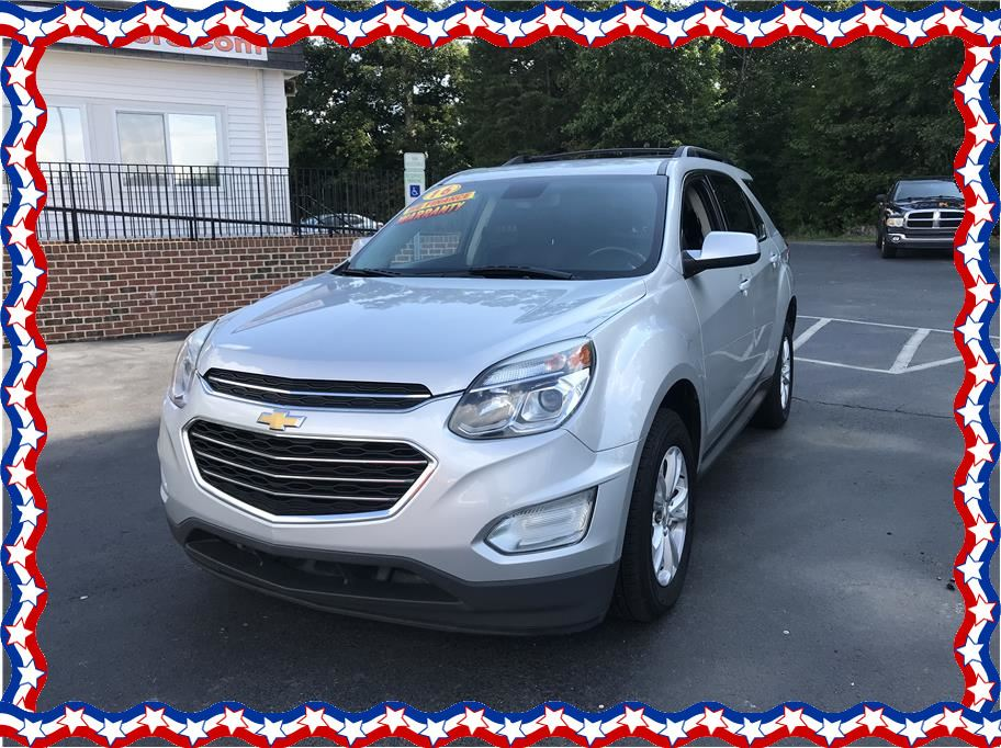 2016 Chevrolet Equinox from Ride Now Motors
