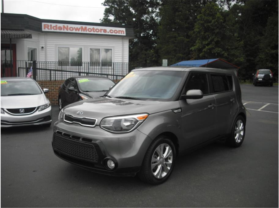 2016 Kia Soul from Ride Now Motors