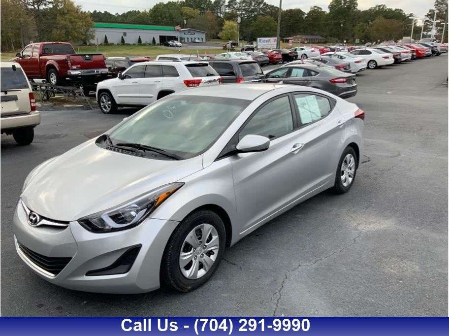 2016 Hyundai Elantra from Ride Now Motors