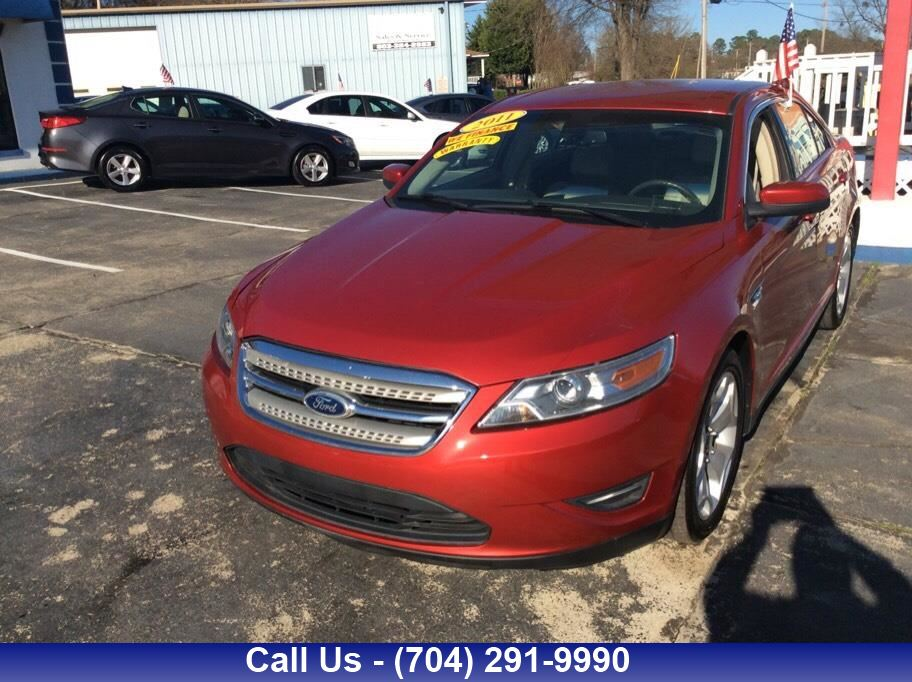 2011 Ford Taurus from Ride Now Motors