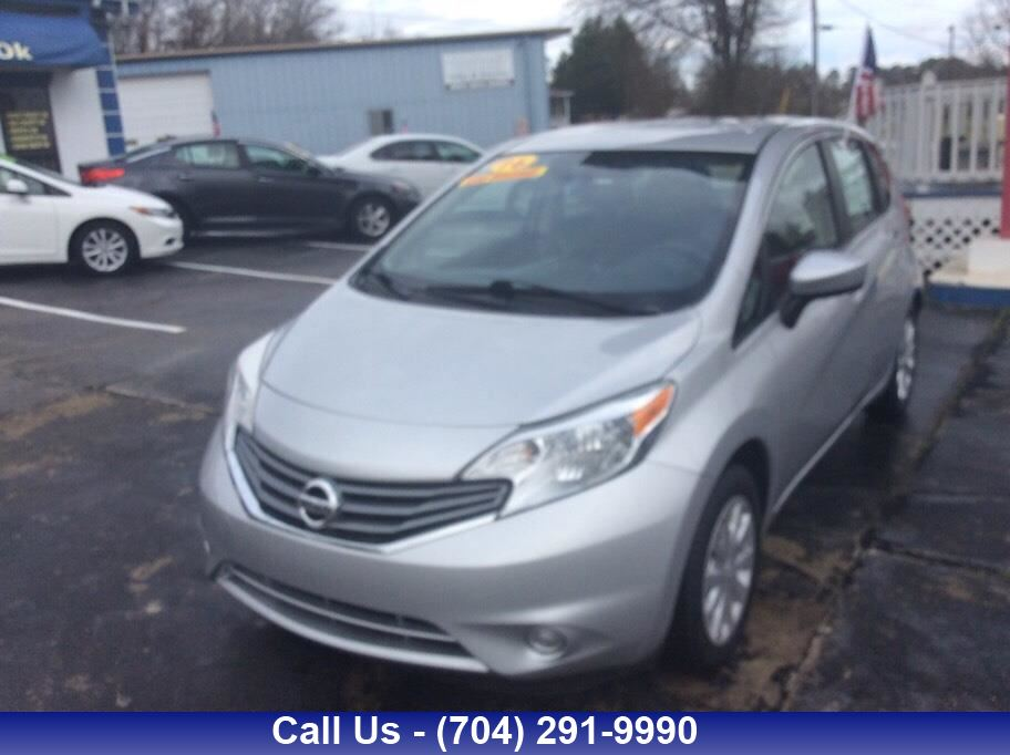 2016 Nissan Versa Note from Ride Now Motors