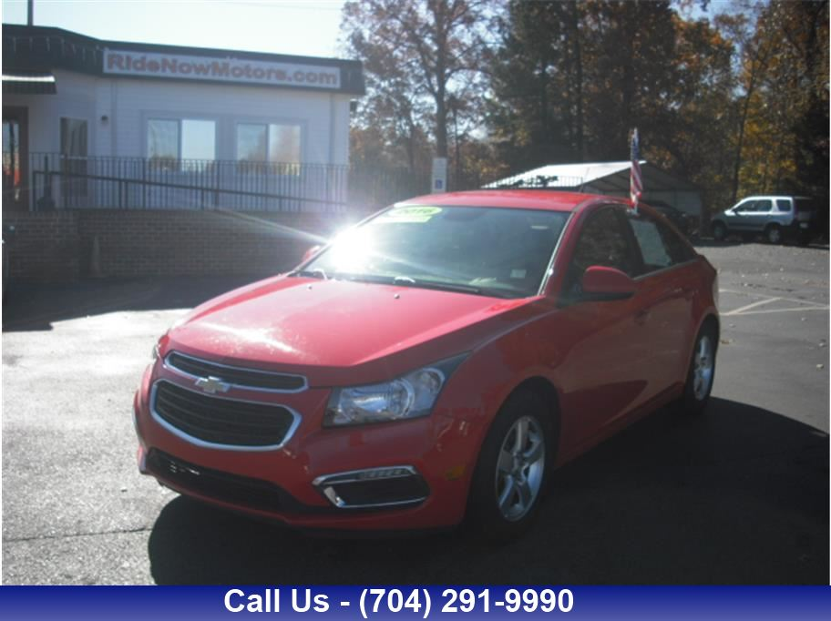 2016 Chevrolet Cruze Limited from Ride Now Motors