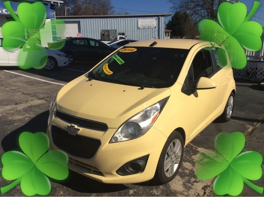 2014 Chevrolet Spark from Ride Now Motors