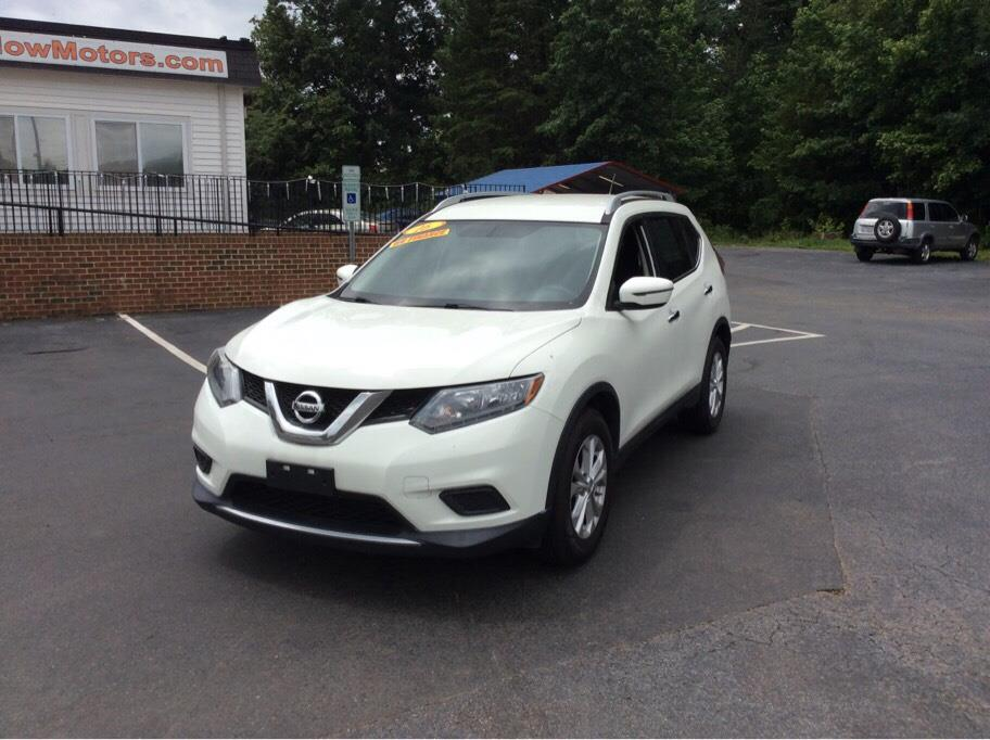 2016 Nissan Rogue from Ride Now Motors