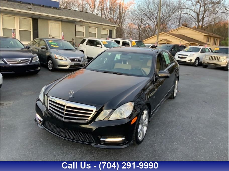 2012 Mercedes-Benz E-Class from Ride Now Motors
