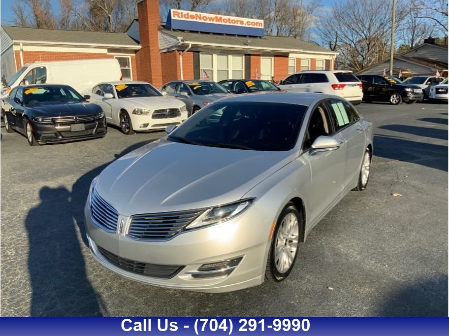 2016 Lincoln MKZ from Ride Now Motors