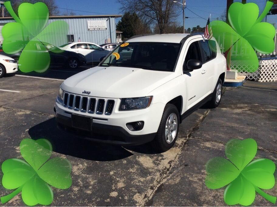 2014 Jeep Compass from Ride Now Motors