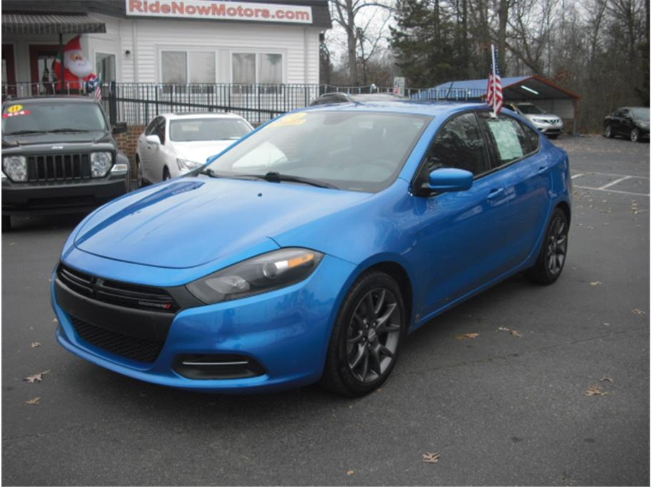 2016 Dodge Dart from Ride Now Motors