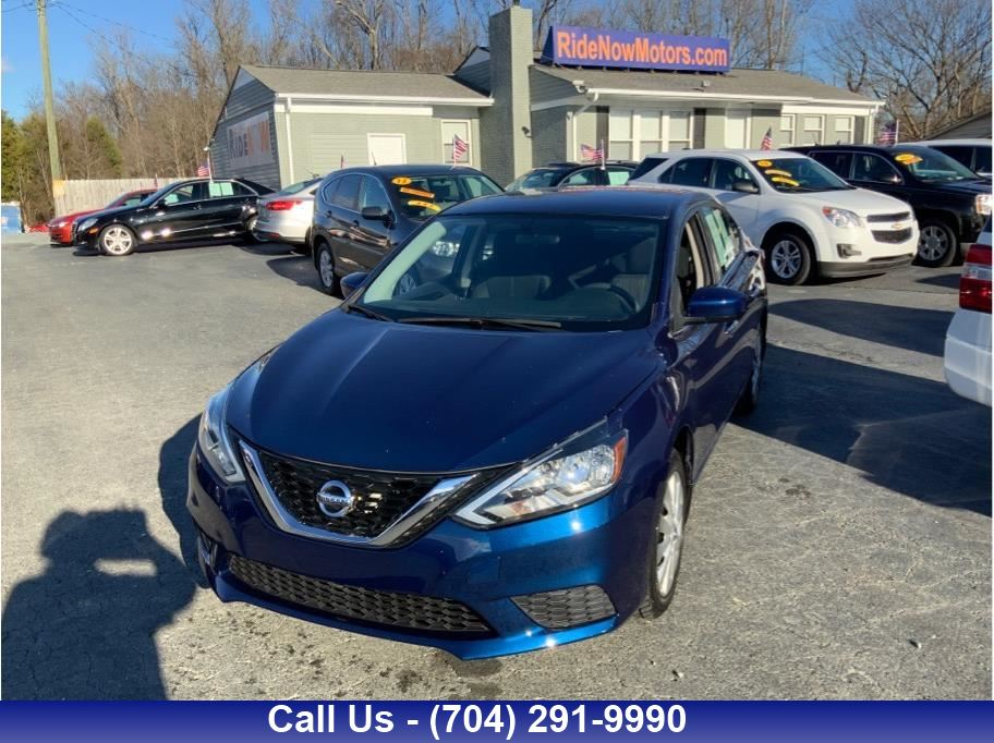 2016 Nissan Sentra from Ride Now Motors