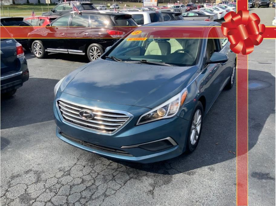 2016 Hyundai Sonata from Ride Now Motors