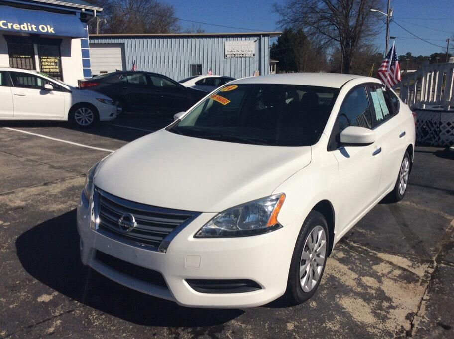 2014 Nissan Sentra from Ride Now Motors