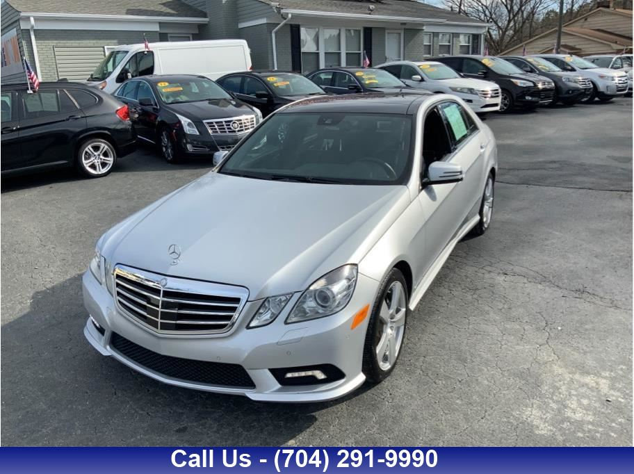 2010 Mercedes-benz E-Class from Ride Now Motors