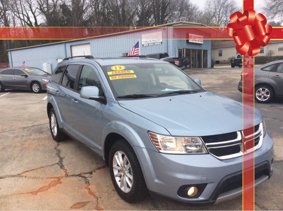 2013 Dodge Journey from Ride Now Motors