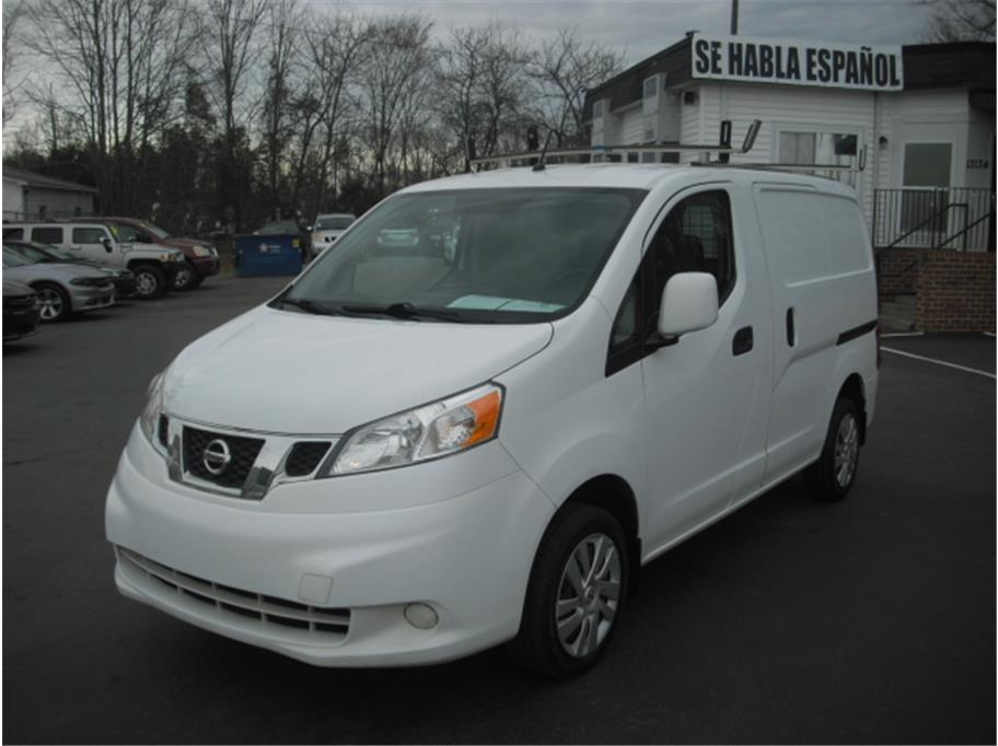 2015 Nissan NV200 from Ride Now Motors