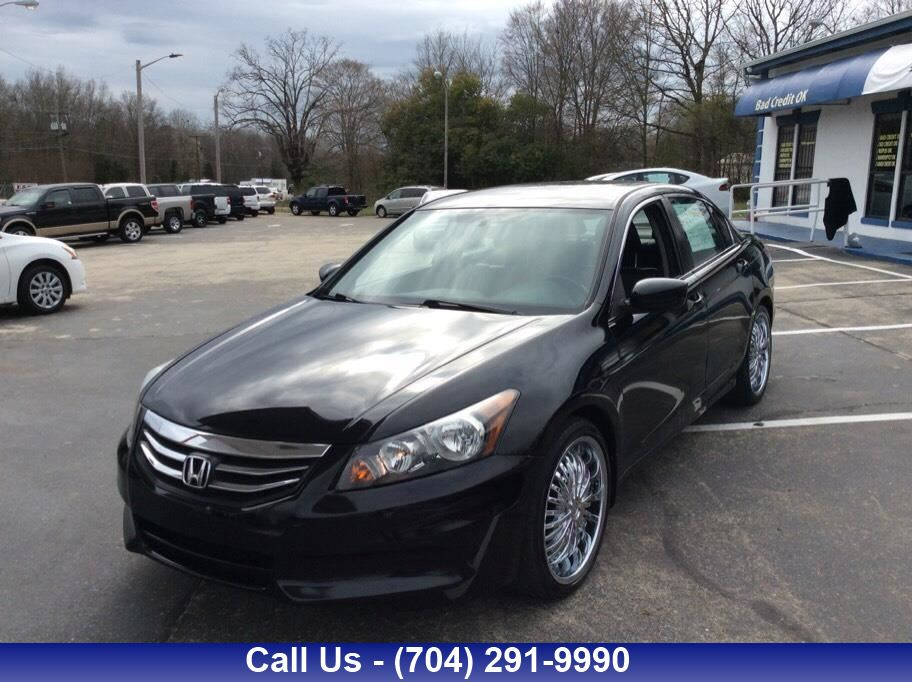 2012 Honda Accord from Ride Now Motors