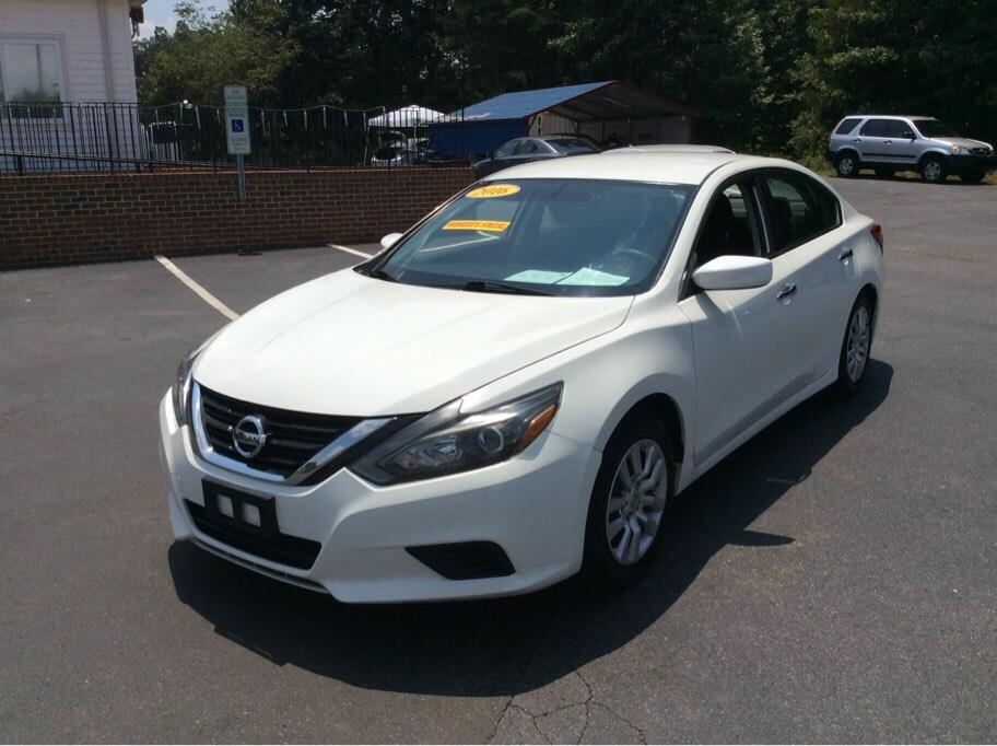 2016 Nissan Altima from Ride Now Motors