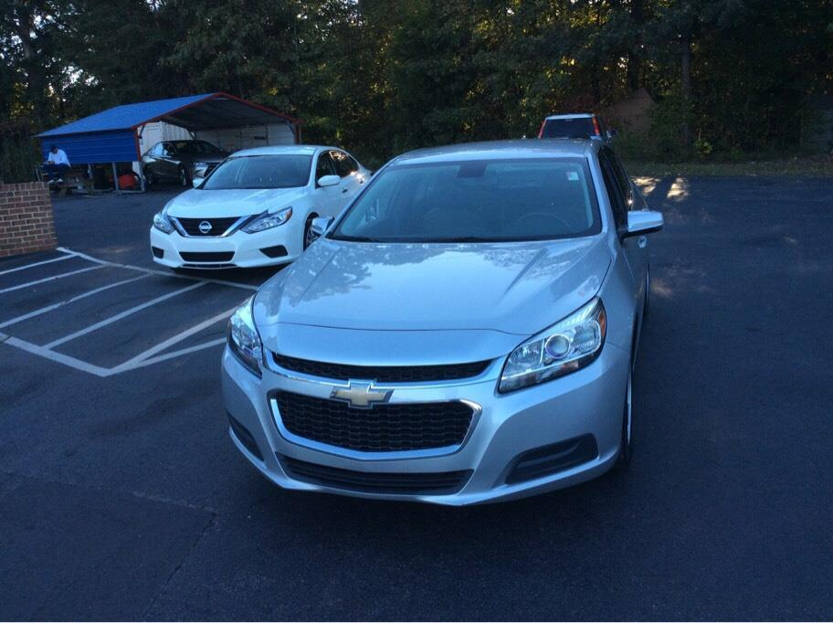 2016 Chevrolet Malibu Limited from Ride Now Motors