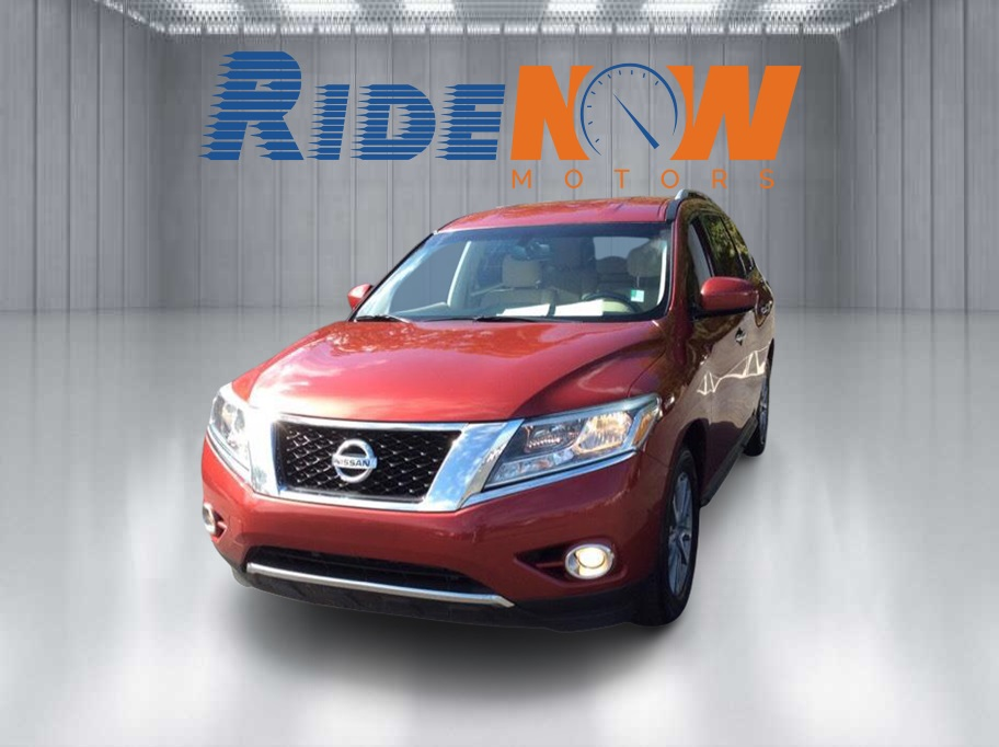 2016 Nissan Pathfinder from Ride Now Motors