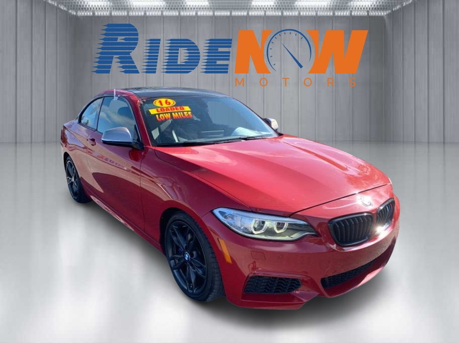2016 BMW 2 Series from Ride Now Motors