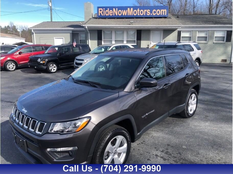 2017 Jeep Compass from Ride Now Motors