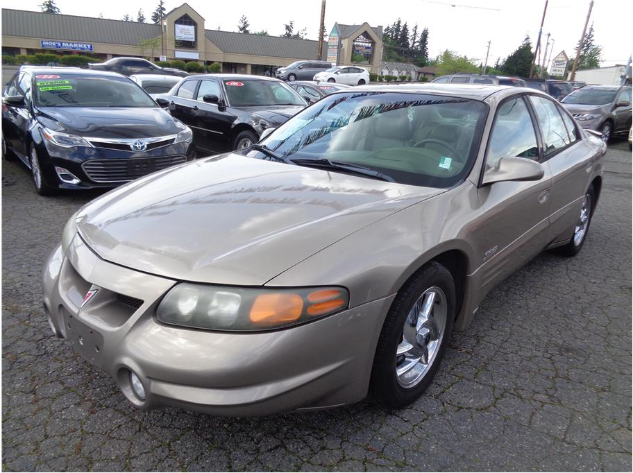 2003 Pontiac Bonneville from seattle auto inc