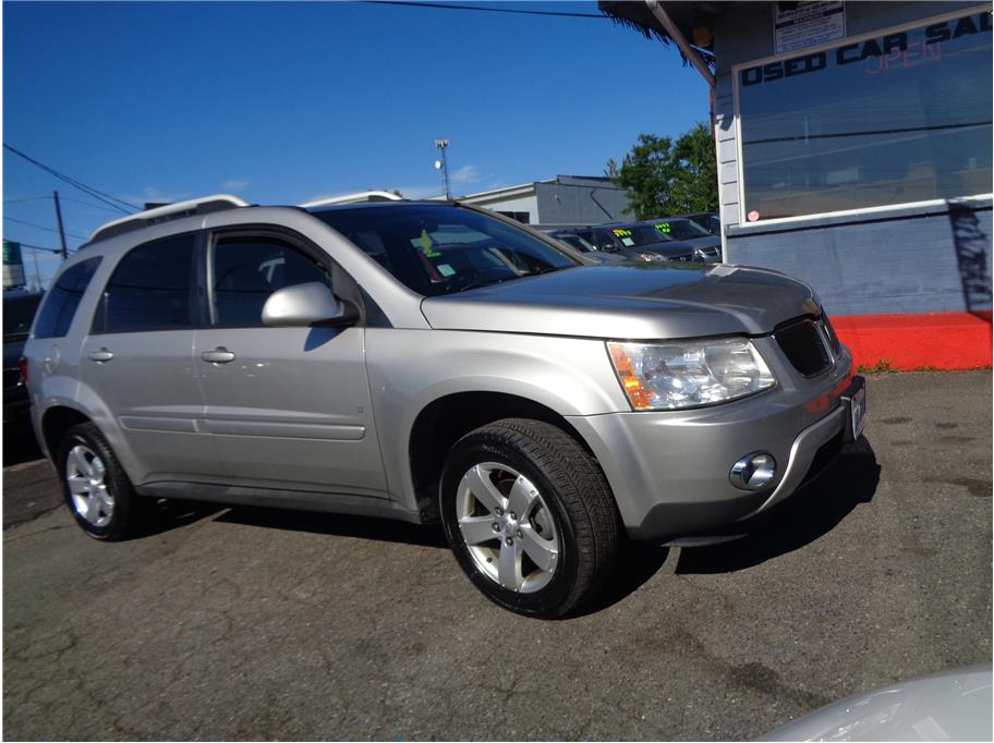 2007 Pontiac Torrent from seattle auto inc