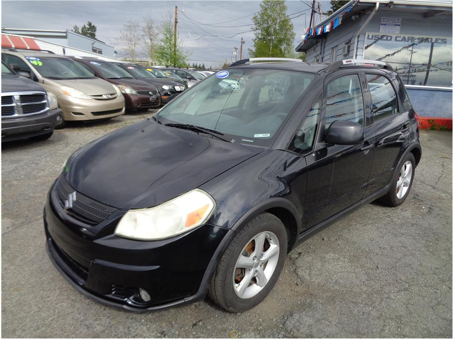 2009 Suzuki SX4 from seattle auto inc