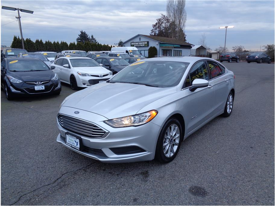 2017 Ford Fusion from Payless Auto Sales II