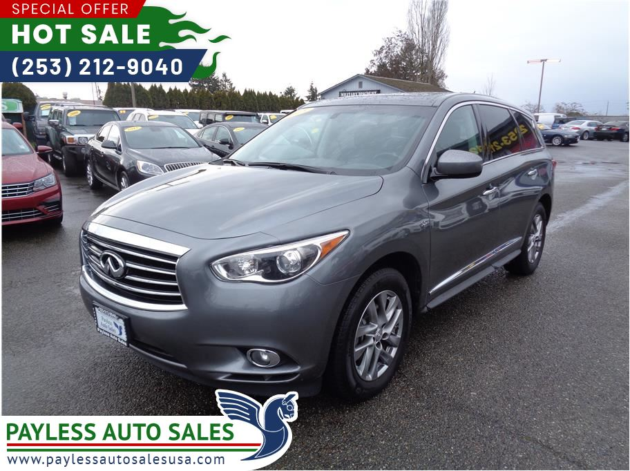 2015 Infiniti QX60 from Payless Auto Sales II