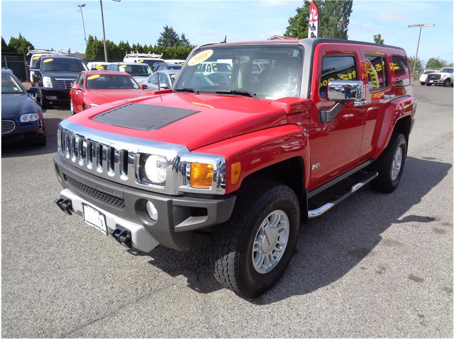 2008 HUMMER H3 from Payless Auto Sales II