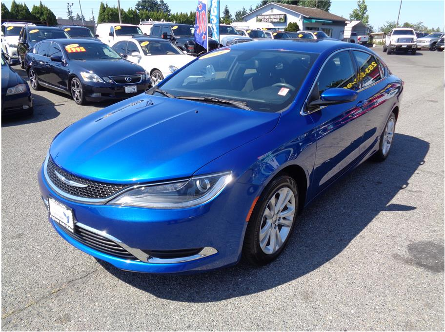 2015 Chrysler 200 from Payless Auto Sales II