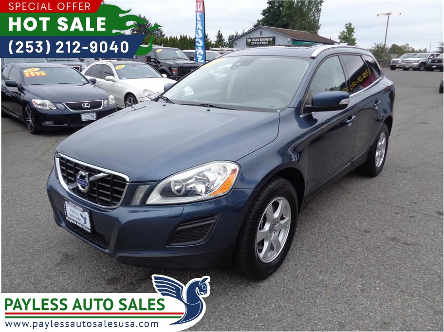 2011 Volvo XC60 from Payless Auto Sales II