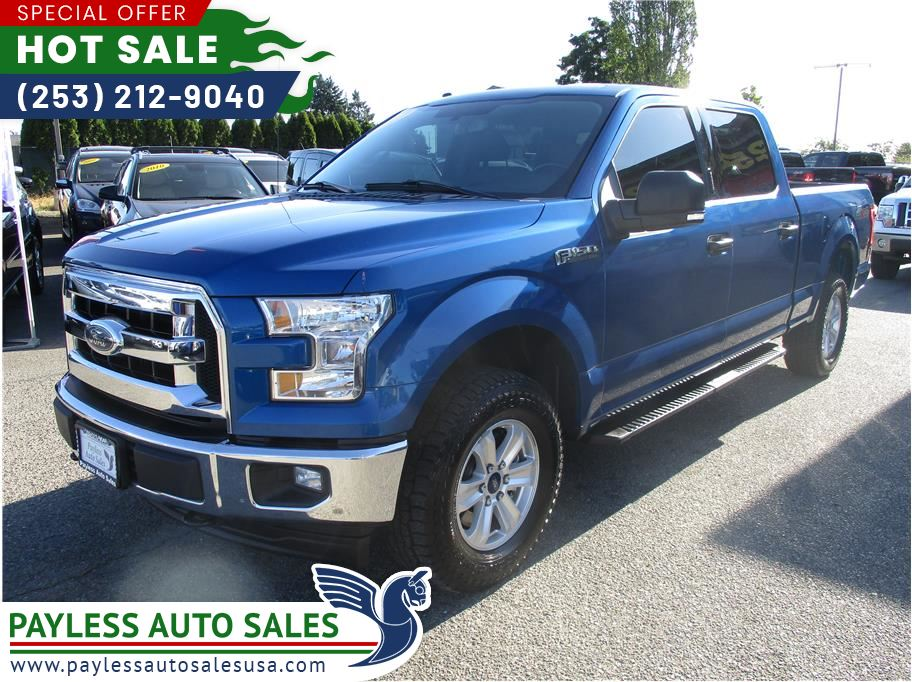 2017 Ford F150 SuperCrew Cab from Payless Auto Sales II