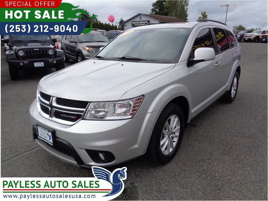 2014 Dodge Journey from Payless Auto Sales II