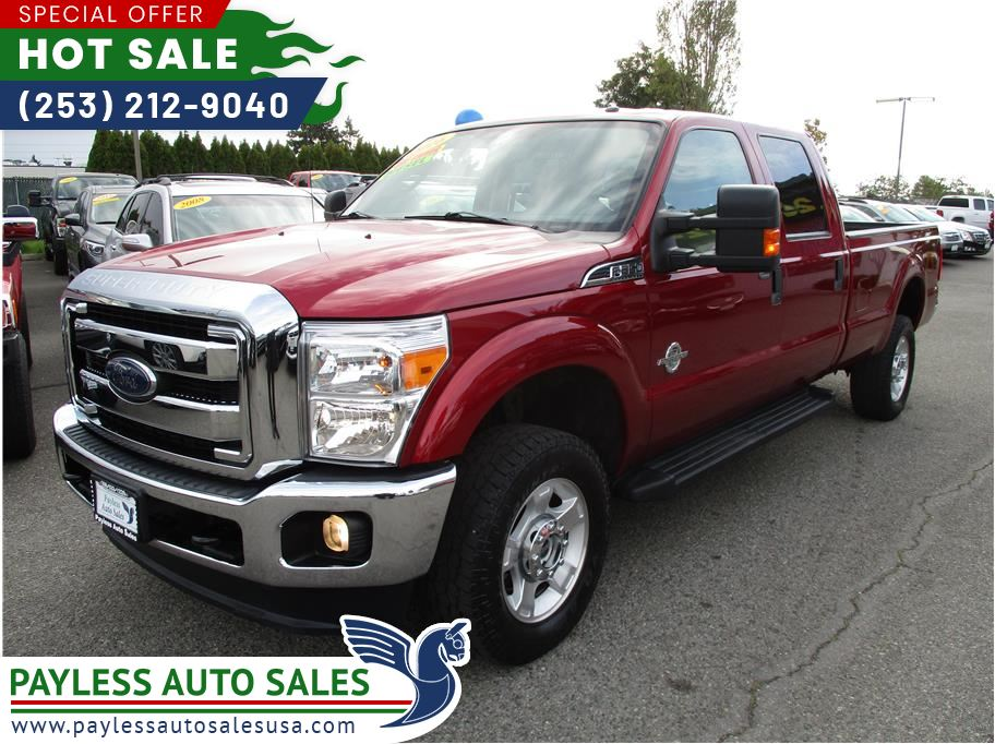 2016 Ford F350 Super Duty Crew Cab from Payless Auto Sales II