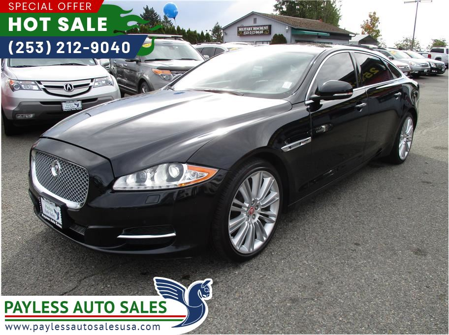 2012 Jaguar XJ from Payless Auto Sales