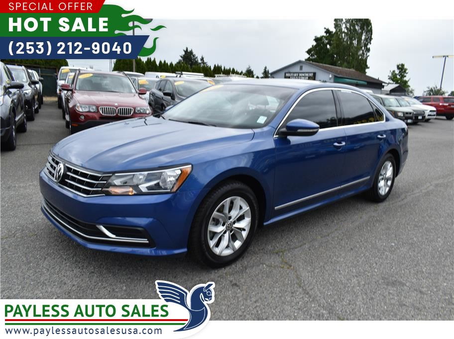2016 Volkswagen Passat from Payless Auto Sales II