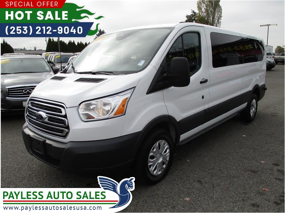 2016 Ford Transit 350 Wagon from Payless Auto Sales II
