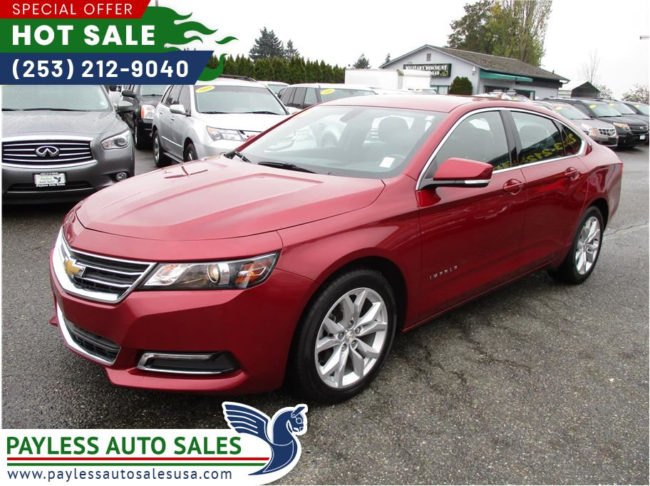 2018 Chevrolet Impala from Payless Auto Sales II