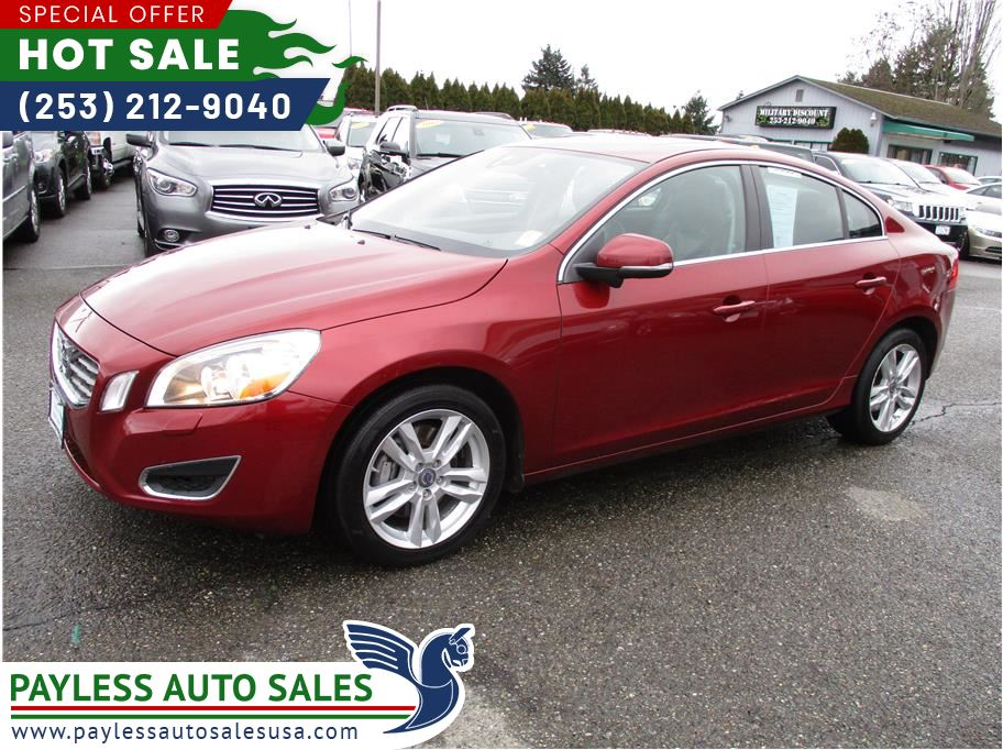 2013 Volvo S60 from Payless Auto Sales II