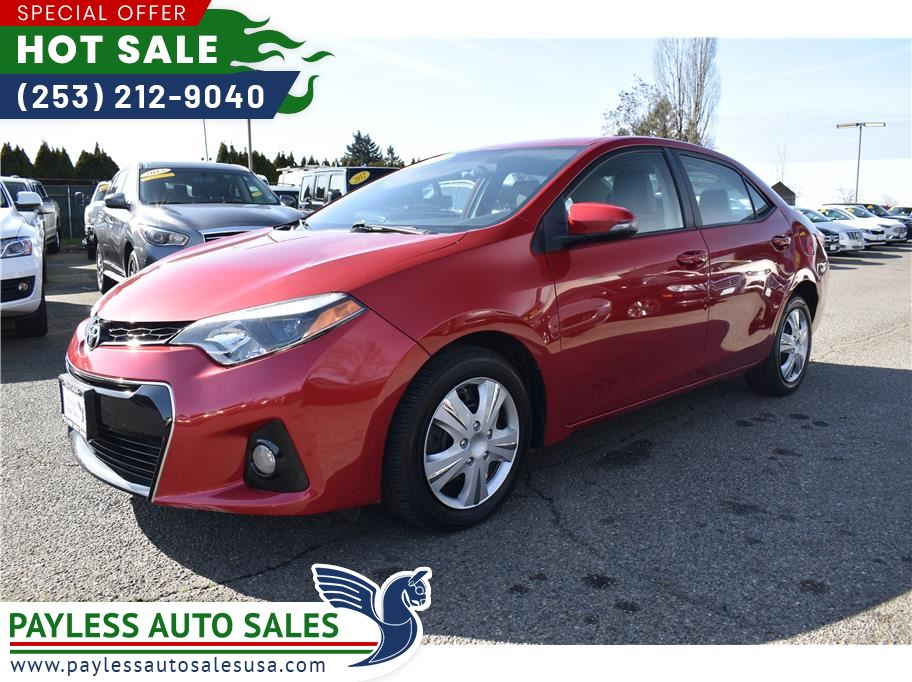 2015 Toyota Corolla from Payless Auto Sales