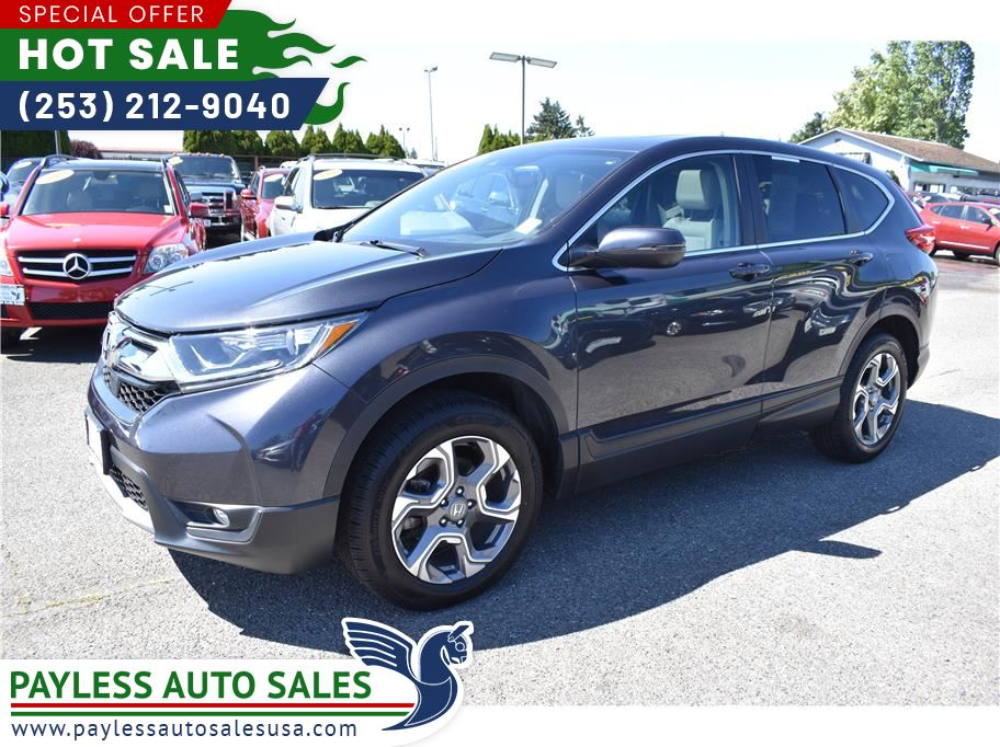 2017 Honda CR-V from Payless Auto Sales