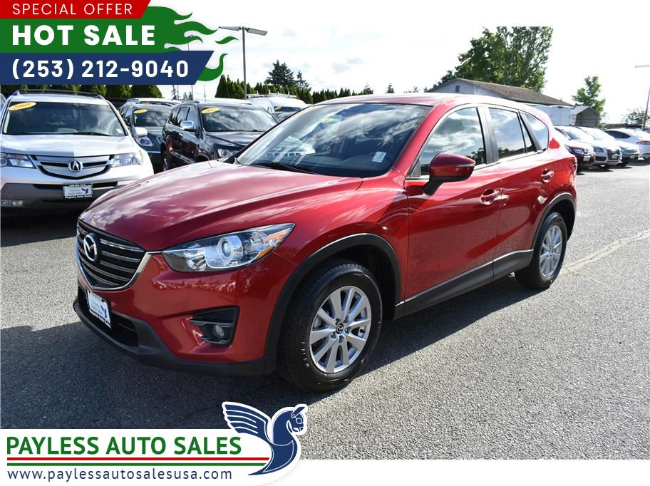 2016 MAZDA CX-5 from Payless Auto Sales